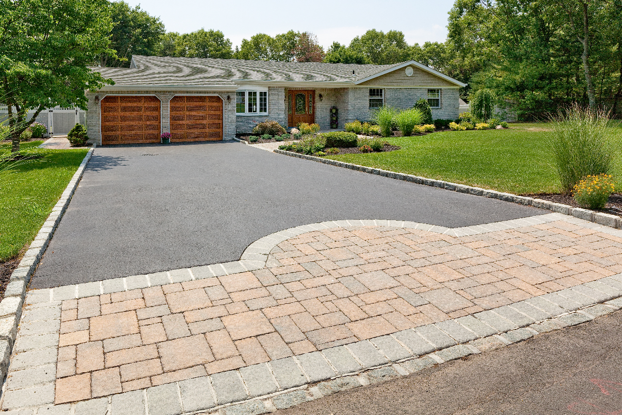 What type of driveway material should i consider long for New driveway ideas