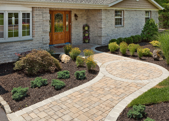 3 Cheap Walkway Ideas | Long Island Landscaping