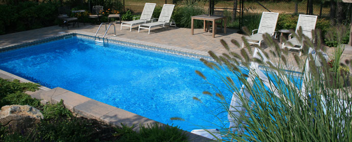 What Is The Best Way To Repair My Backyard Swimming Pool Long Island Landscaping