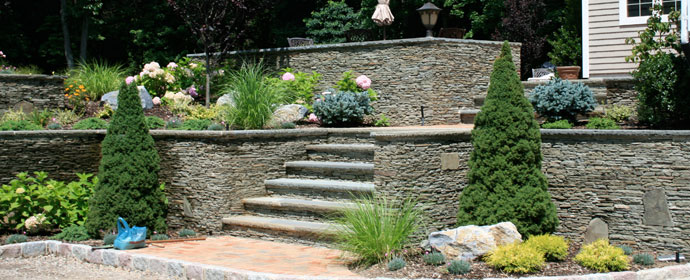 There Are Countless Retaining Wall Systems And Retaining Wall Materials To  Consider. Itu0027s Important To Be Sure ...