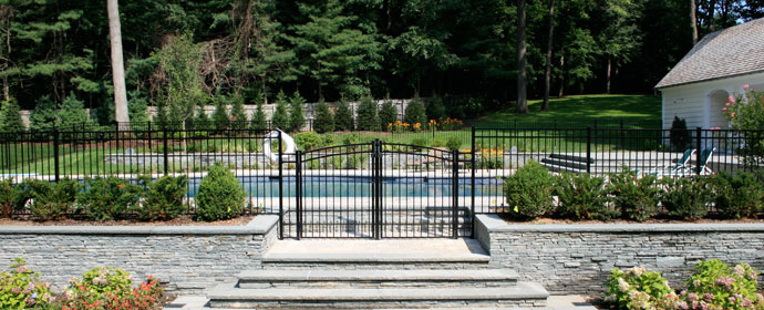 What Is The Safest Kind Of Pool Privacy Fencing Long Island