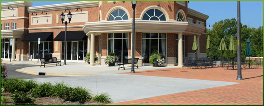 Commercial Landscaping Company Long Island Retail