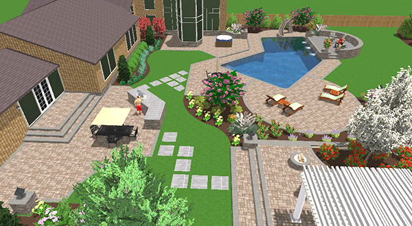 Design Consultation. Long Island Landscaping - Long Island Landscape Designs - Long Island Landscape Architects